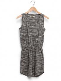 Wemoto Tavi Dress (black space dyed)