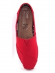 Toms Classic (red canvas)