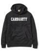 Carhartt College Hoodie (black/white)