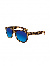 Vans Spicoli Sonnenbrille (translucent honey/blue mirror)