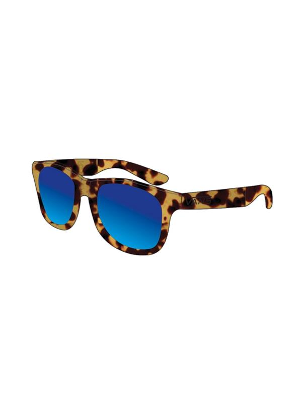 Vans Spicoli Sonnenbrille (translucent honey/blue mirror)