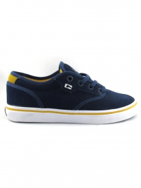 Globe Motley (blue/gold)