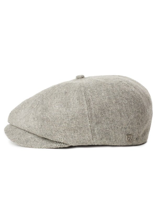 Brixton Brood LW Schieber (grey/black)