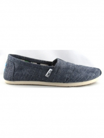 Toms Classic (blue chambray)
