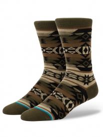 Stance Tomahawk Socken (green)