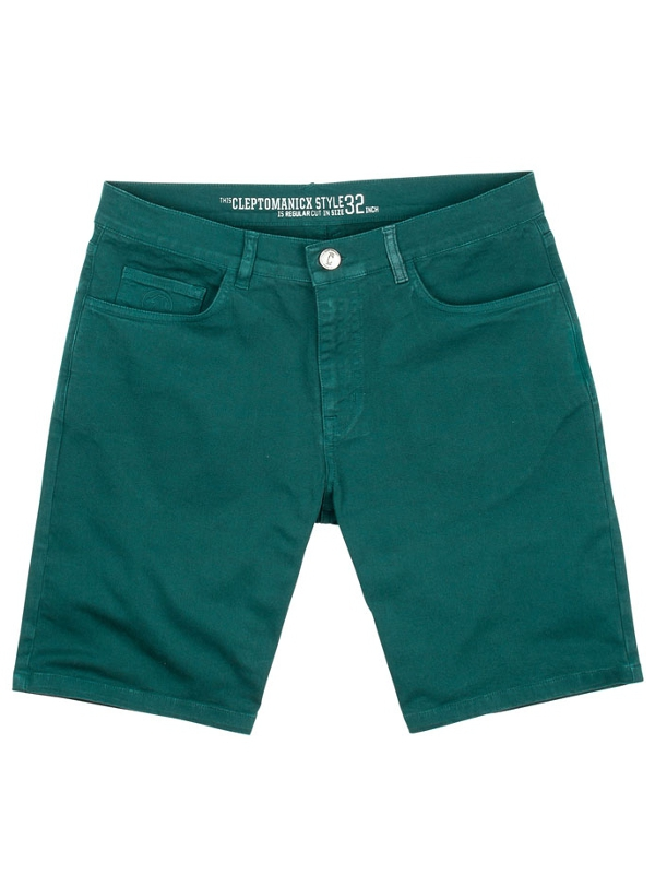 Cleptomanicx Stasho 2 Short (black forest)