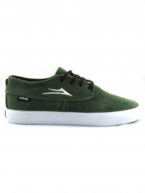 Lakai Camby Mid Oasis (military suede)