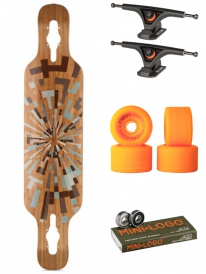 Loaded Tan Tien Komplett Longboard (versch. Flex/Bolzen/Metro Motion)