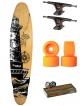 Solala Akrobat Komplett Longboard (Bolzen/Metro Motion)