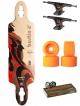 Bustin Robot Komplett Longboard (Bolzen/Metro Motion)