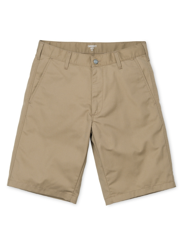 Carhartt WIP Presenter Short (leather rinsed)