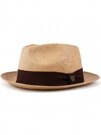 Brixton Baxter Hat (tan/brown)