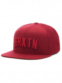 Brixton Hamilton Cap (burgundy)