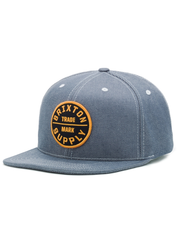 Brixton Oath 3 Cap (light blue)