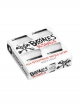 Bones Hardcore Bushings 96a Hard Set of 4 (white)