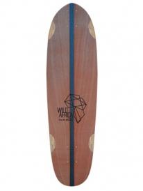 Kaliber Zebra 85cm Wild Africa Custom Longboard Deck