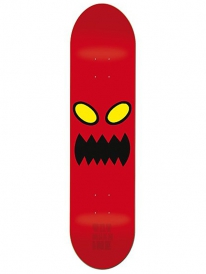 Toy Machine Monster Face Deck 8.0 Inch (red)