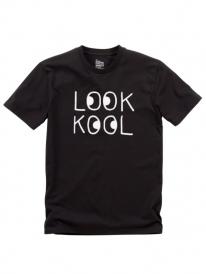 Cleptomanicx Look Kool T-Shirt (black)