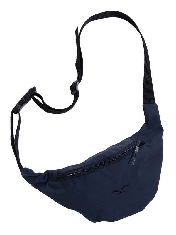 Cleptomanicx Simplist Hipbag (dark navy)