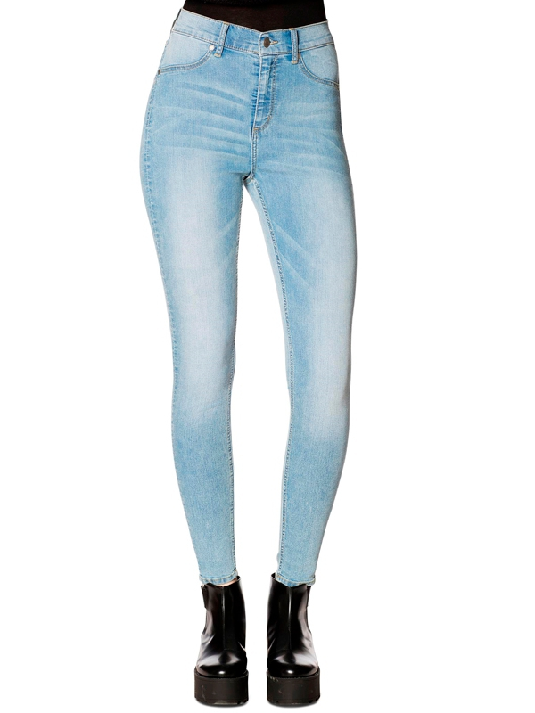 Cheap Monday High Spray Jeans (stone bleach)