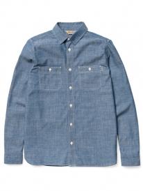 Carhartt WIP Clink Hemd (blue rinsed)