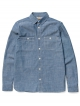 Carhartt Clink Hemd (blue rinsed)