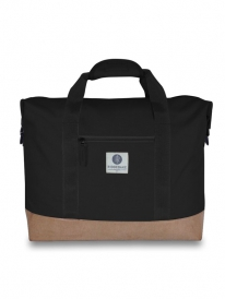 Ridgebake Agency Laptop Tasche (black/brown)