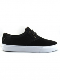 Lakai MJ (black/white suede)