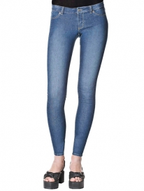 Cheap Monday Low Spray Jeans (mid blue)