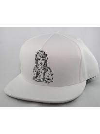 HUF STFU Cap (white)