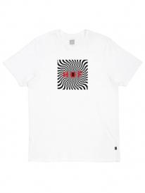 Huf Spitfire Box Logo T-Shirt (white)