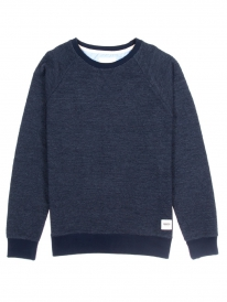 Wemoto Kenny Reversed Sweater (navy blue)