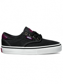 Vans Chima Ferguson Pro (tooled leather/black)