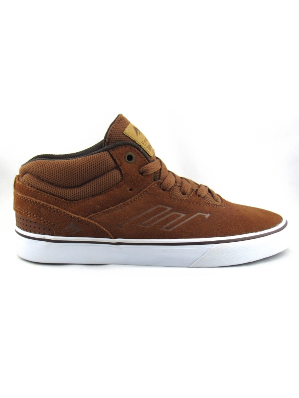 Emerica Westgate Mid Vulc (brown/white)