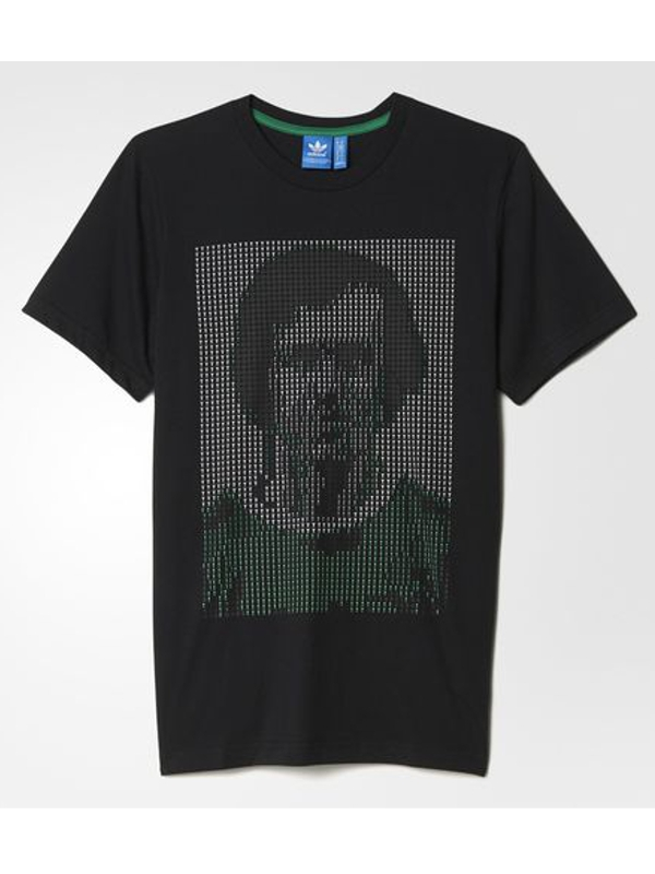 Adidas Franz Beckenbauer Portrait T-Shirt (black)