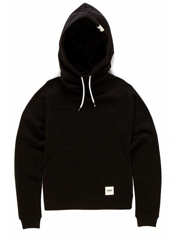 Wemoto Currer Hoodie (black)