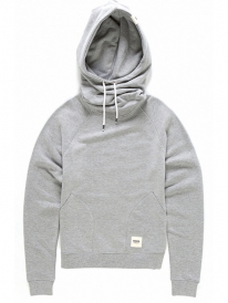 Wemoto Currer Hoodie (heather grey)