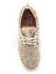 Toms Del Rey Sneaker (dusty rose boucle)