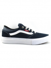 Vans Gilbert Crockett Pro (navy/white/red)