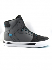 Supra Vaider Kids (charcoal/black)