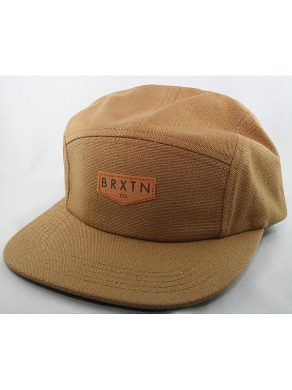 Brixton Haft 5-Panel Cap (copper)