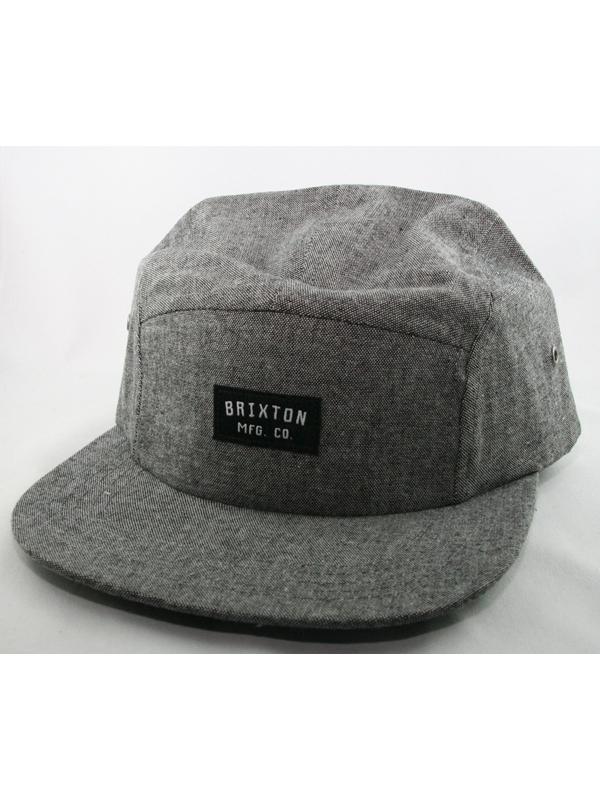 Brixton Hendrick Cap (charcoal)