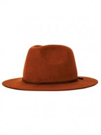Brixton Wesley Hat (rust)