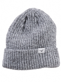 Cleptomanicx Hafen BiColor Beanie (heather gray)