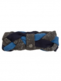 Cleptomanicx Louie Headband (dark navy)