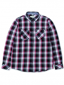 Carhartt WIP Reynolds Hemd (black)