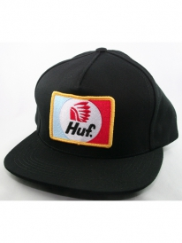 Huf Hopi Cap (black)