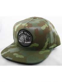 Poler Tiger Eye Cap (green camo)