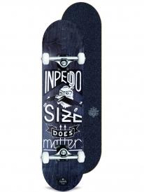 Inpeddo Size Matters Komplett Skateboard 8.0 Inch