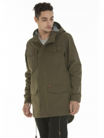 Obey Stiller Jacke (olive night)
